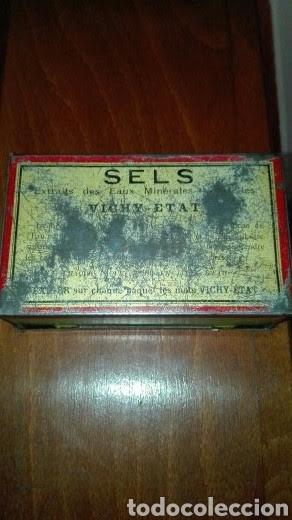 Cajas y cajitas metálicas: Caja metálica de VICHY - Foto 4 - 135855775
