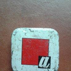 Cajas y cajitas metálicas: CAJA METÁLICA DE APOSITOS. Lote 135855974