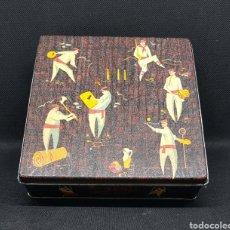 Cajas y cajitas metálicas: CAJA DE METAL GOYA - CAR115. Lote 136237950