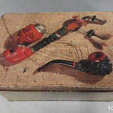 Cajas y cajitas metálicas: COLA CAO - ANTIGUA CAJA DE COLA CAO . Lote 136277394