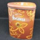 Cajas y cajitas metálicas: LATA DE METAL - CAFE FORTALEZA - CAR31. Lote 137672762