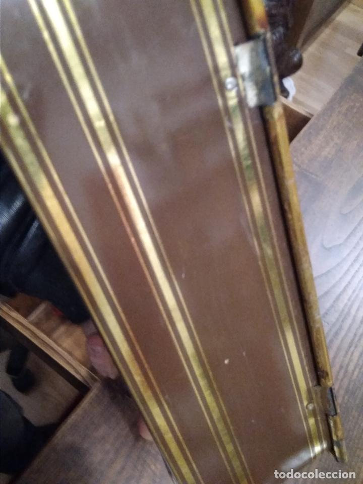 Cajas y cajitas metálicas: CAJA AÑOS 70 METAL LITOGRAFIADO - Foto 2 - 137916198