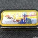 Cajas y cajitas metálicas: PEQUEÑA CAJA METALICA - MINI TONIC - Nº 4 - CAR121. Lote 137937494