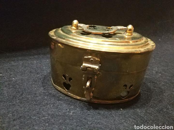 CAJA (Coleccionismo - Cajas y Cajitas Metálicas)