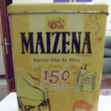 Cajas y cajitas metálicas: LATA DE MAIZENA EDICIÓN ESPECIAL 150 ANIVERSARIO. Lote 139232802