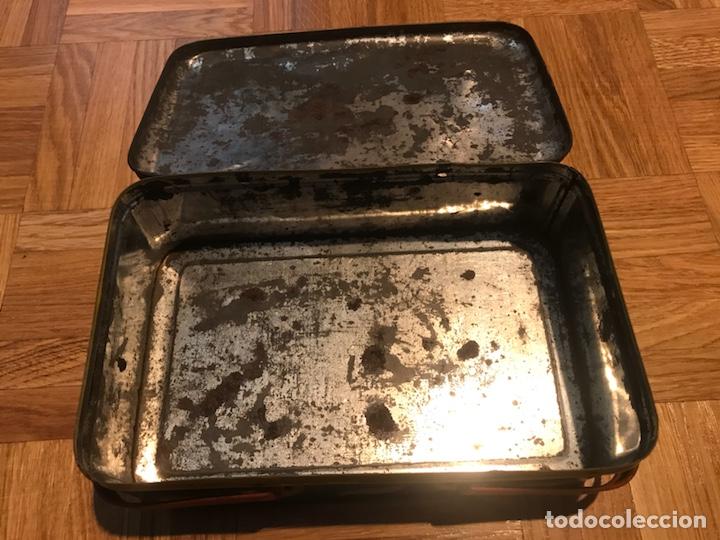 Cajas y cajitas metálicas: Caja metalica caldo de gallina blanca - Foto 6 - 139257410
