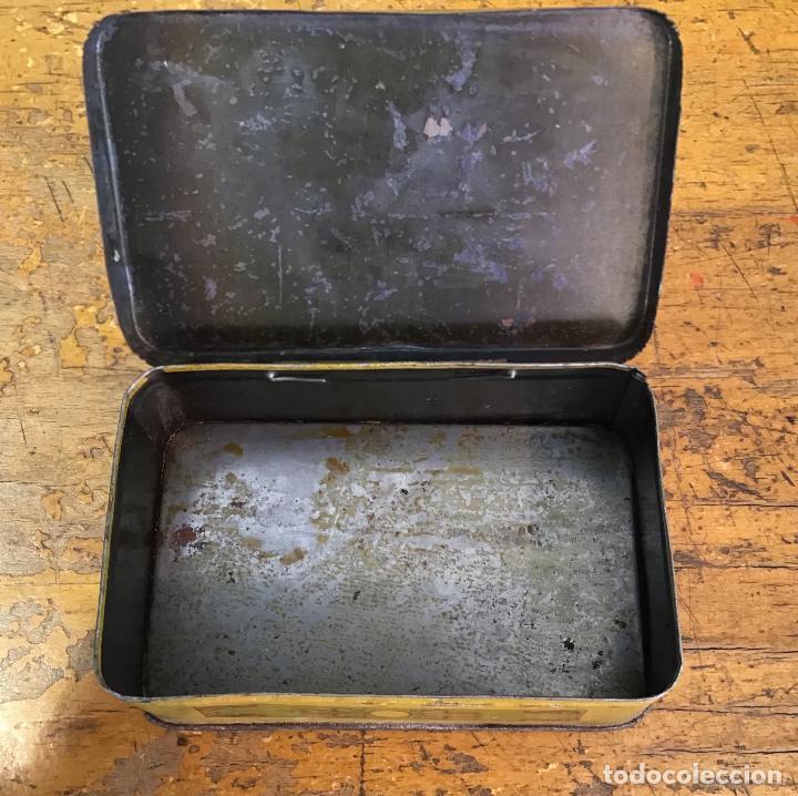 Cajas y cajitas metálicas: CAJA METÁLICA, AÑOS 20/30 - Foto 6 - 139497346