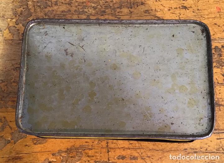 Cajas y cajitas metálicas: CAJA METÁLICA, AÑOS 20/30 - Foto 7 - 139497346