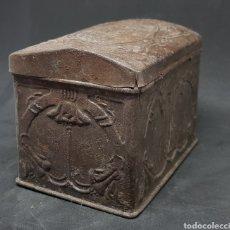 Cajas y cajitas metálicas: ANTIGUA CAJA DE METAL DE TE HORNIMANS - CAR126. Lote 139586477