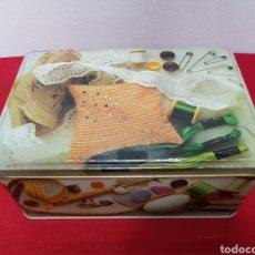 Cajas y cajitas metálicas: CAJA LATA COLA-CAO. Lote 141639280