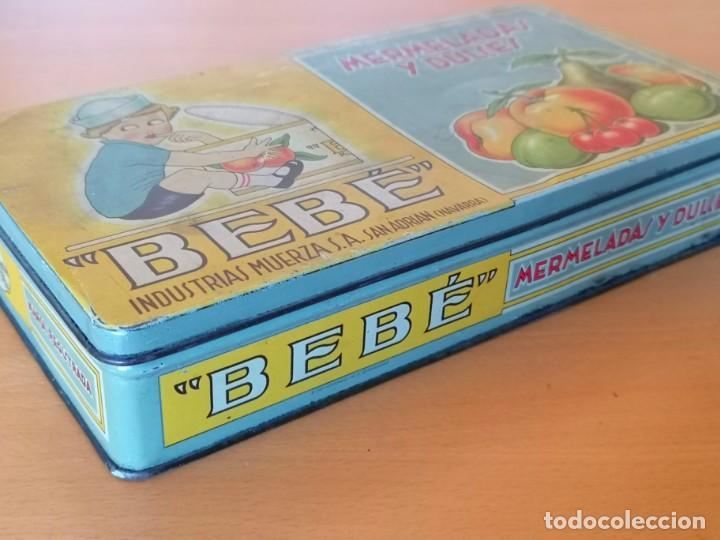 Cajas y cajitas metálicas: Caja de hojalata - Foto 2 - 142330342