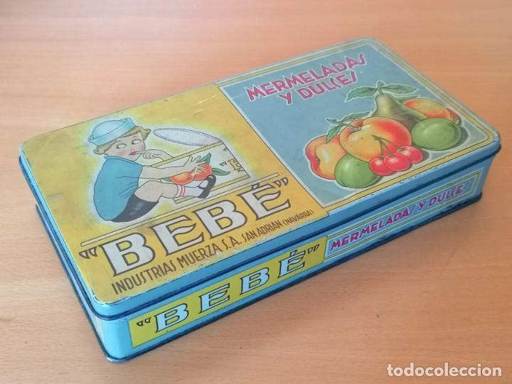Cajas y cajitas metálicas: Caja de hojalata - Foto 3 - 142330342