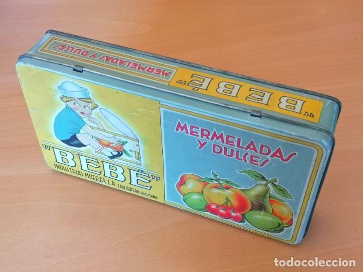 Cajas y cajitas metálicas: Caja de hojalata - Foto 4 - 142330342