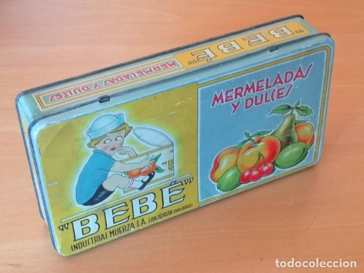 Cajas y cajitas metálicas: Caja de hojalata - Foto 5 - 142330342
