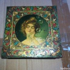 Blechdosen und Kisten - Caja metalica - 142656501