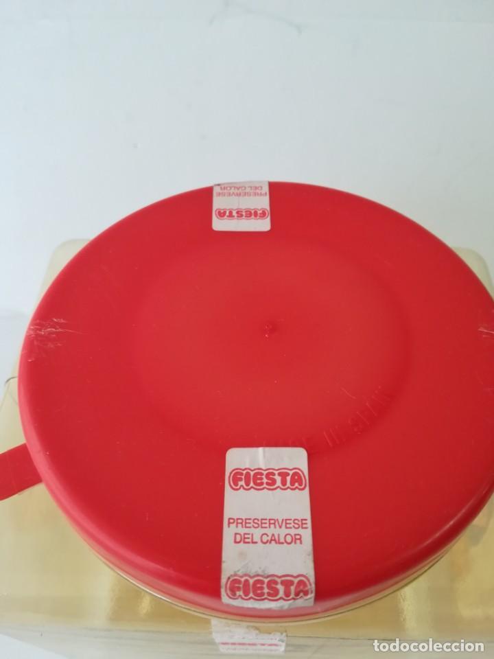 Cajas y cajitas metálicas: caja bote expositor caramelos fiesta bolon de chicle recubierto de caramelo años 80. - Foto 9 - 142693430