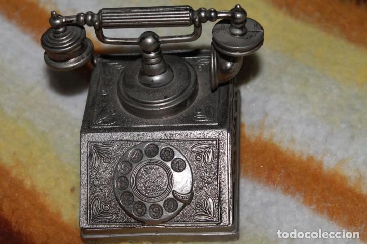 TELEFONO (Coleccionismo - Cajas y Cajitas Metálicas)