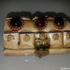 Cajas y cajitas metálicas: PRECIOSA CAJITA. Lote 143291152