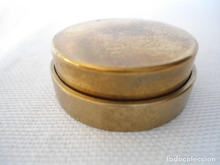 Cajas y cajitas metálicas: PAREJA DE CAJITAS DE METAL - Foto 4 - 143510062
