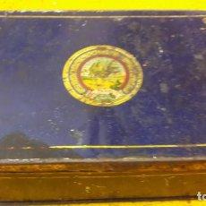 Cajas y cajitas metálicas: CAJAS , CAJITAS ANTIGUAS , METALICAS Y MADERA. Lote 143660582