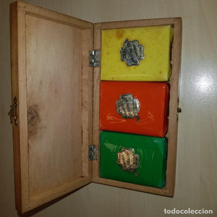 Cajas y cajitas metálicas: Cajita jabones - Foto 3 - 143719654