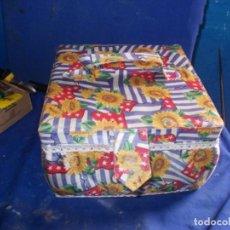 Cajas y cajitas metálicas: CAJA COSTURERO. Lote 149015773