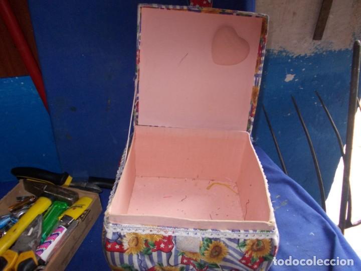 Cajas y cajitas metálicas: caja costurero - Foto 2 - 149015773