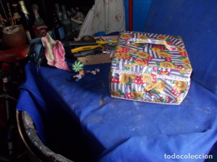 Cajas y cajitas metálicas: caja costurero - Foto 5 - 149015773