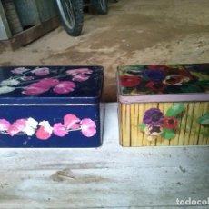 Cajas y cajitas metálicas: CAJA COLA-CAO. Lote 145172302