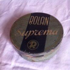 Cajas y cajitas metálicas: ROLAN SUPREMA. Lote 145499900