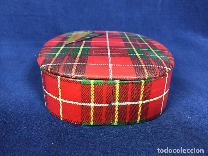 Cajas y cajitas metálicas: antigua caja metálica viuda de solano surtido nata moka casa fundada en 1830 - Foto 6 - 146228530