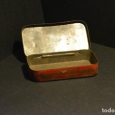 Cajas y cajitas metálicas: LAXEN BUSTO CAJITA PARA PASTILLAS. Lote 147761638