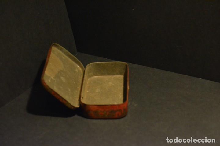 Cajas y cajitas metálicas: LAXEN BUSTO CAJITA PARA PASTILLAS - Foto 2 - 147761638
