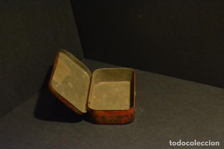 Cajas y cajitas metálicas: LAXEN BUSTO CAJITA PARA PASTILLAS - Foto 3 - 147761638