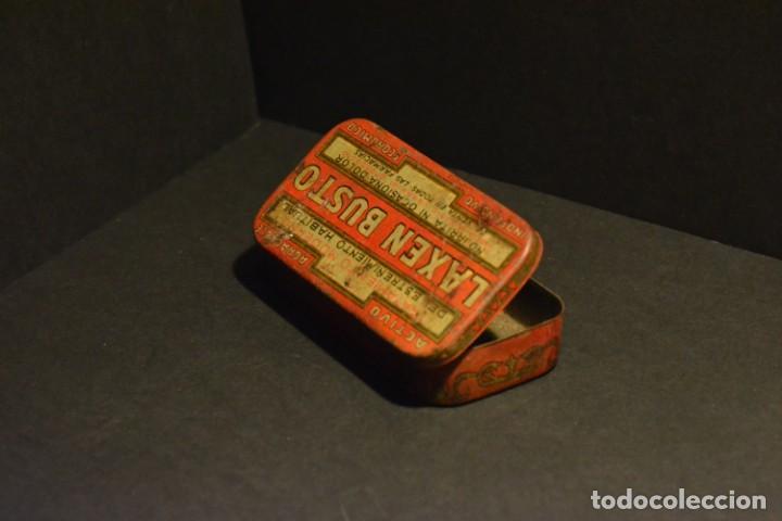 Cajas y cajitas metálicas: LAXEN BUSTO CAJITA PARA PASTILLAS - Foto 4 - 147761638