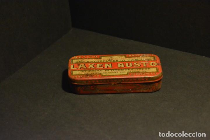 Cajas y cajitas metálicas: LAXEN BUSTO CAJITA PARA PASTILLAS - Foto 5 - 147761638