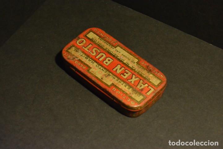 Cajas y cajitas metálicas: LAXEN BUSTO CAJITA PARA PASTILLAS - Foto 8 - 147761638