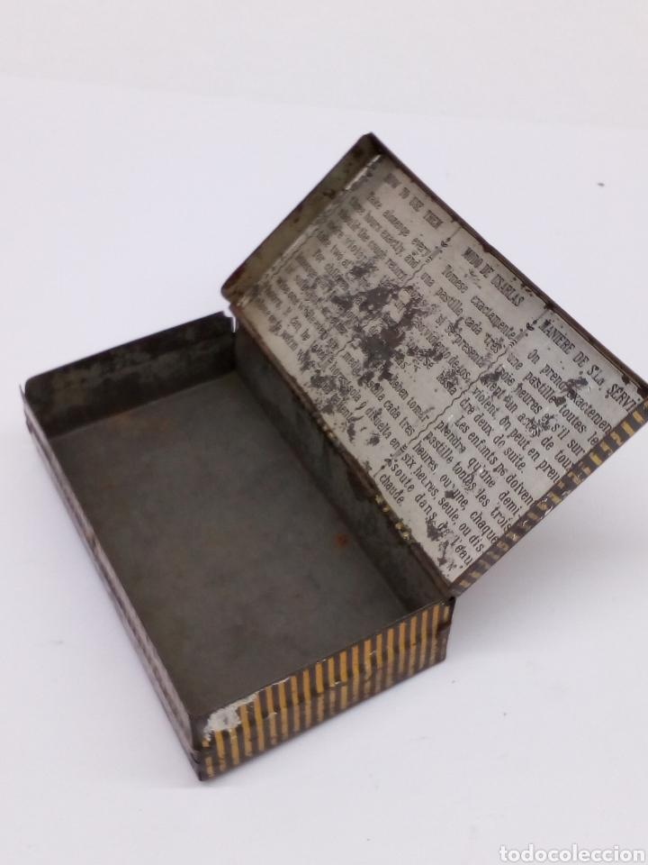 Cajas y cajitas metálicas: Caja Mealica Tos caja pectoral - Foto 2 - 148210790