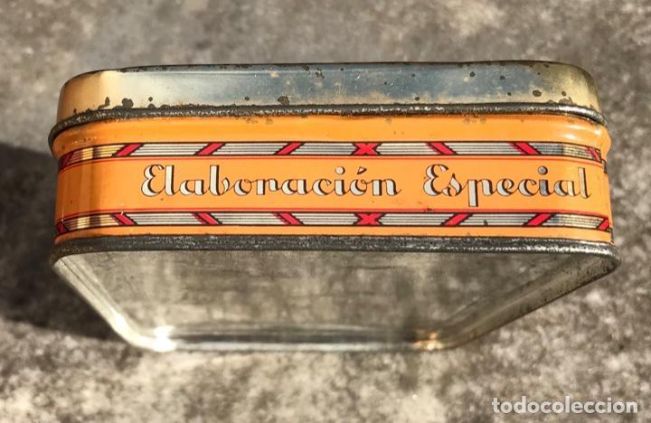 Cajas y cajitas metálicas: Caja metálica almendras de Briviesca (Burgos) - Hijo de Desiderio Alonso - Foto 2 - 149698566