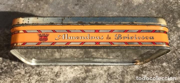 Cajas y cajitas metálicas: Caja metálica almendras de Briviesca (Burgos) - Hijo de Desiderio Alonso - Foto 3 - 149698566