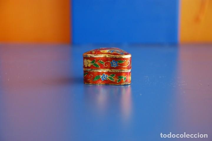 Cajas y cajitas metálicas: ANTIGUO PASTILLERO - Foto 2 - 150286298