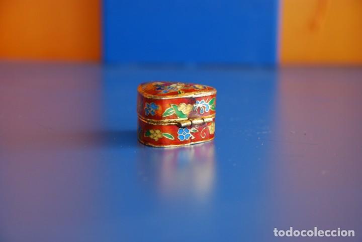 Cajas y cajitas metálicas: ANTIGUO PASTILLERO - Foto 3 - 150286298