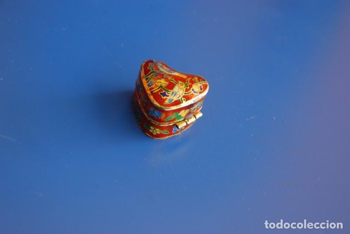 Cajas y cajitas metálicas: ANTIGUO PASTILLERO - Foto 4 - 150286298