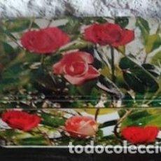 Cajas y cajitas metálicas: CAJA COLA CAO BAJA. ROSAS.. Lote 150713493