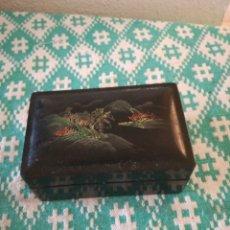 Cajas y cajitas metálicas: BONITA CAJA. Lote 150762321