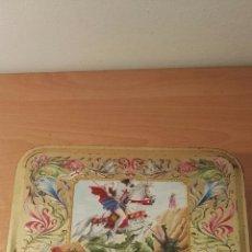 Cajas y cajitas metálicas: CAJA METALICA NETS DE JOAQUIM TRIAS. TEULES. Lote 150958788