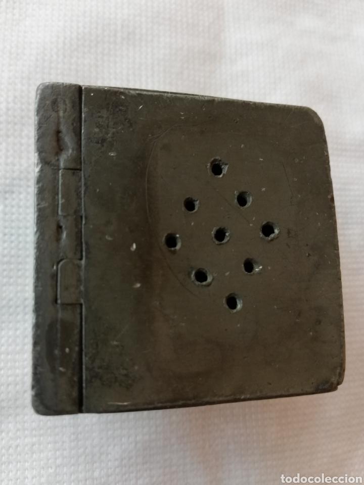 Cajas y cajitas metálicas: Caja antigua metalica - Foto 3 - 151411228
