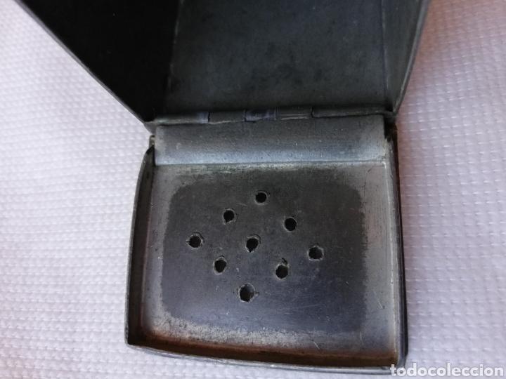 Cajas y cajitas metálicas: Caja antigua metalica - Foto 4 - 151411228