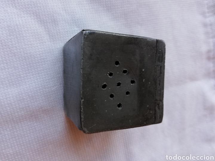 Cajas y cajitas metálicas: Caja antigua metalica - Foto 11 - 151411228