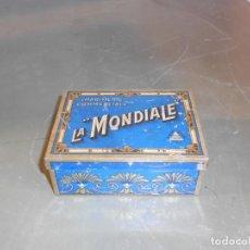 Cajas y cajitas metálicas: CAJA. Lote 151473058